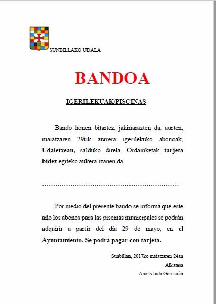 Bando_Bonos